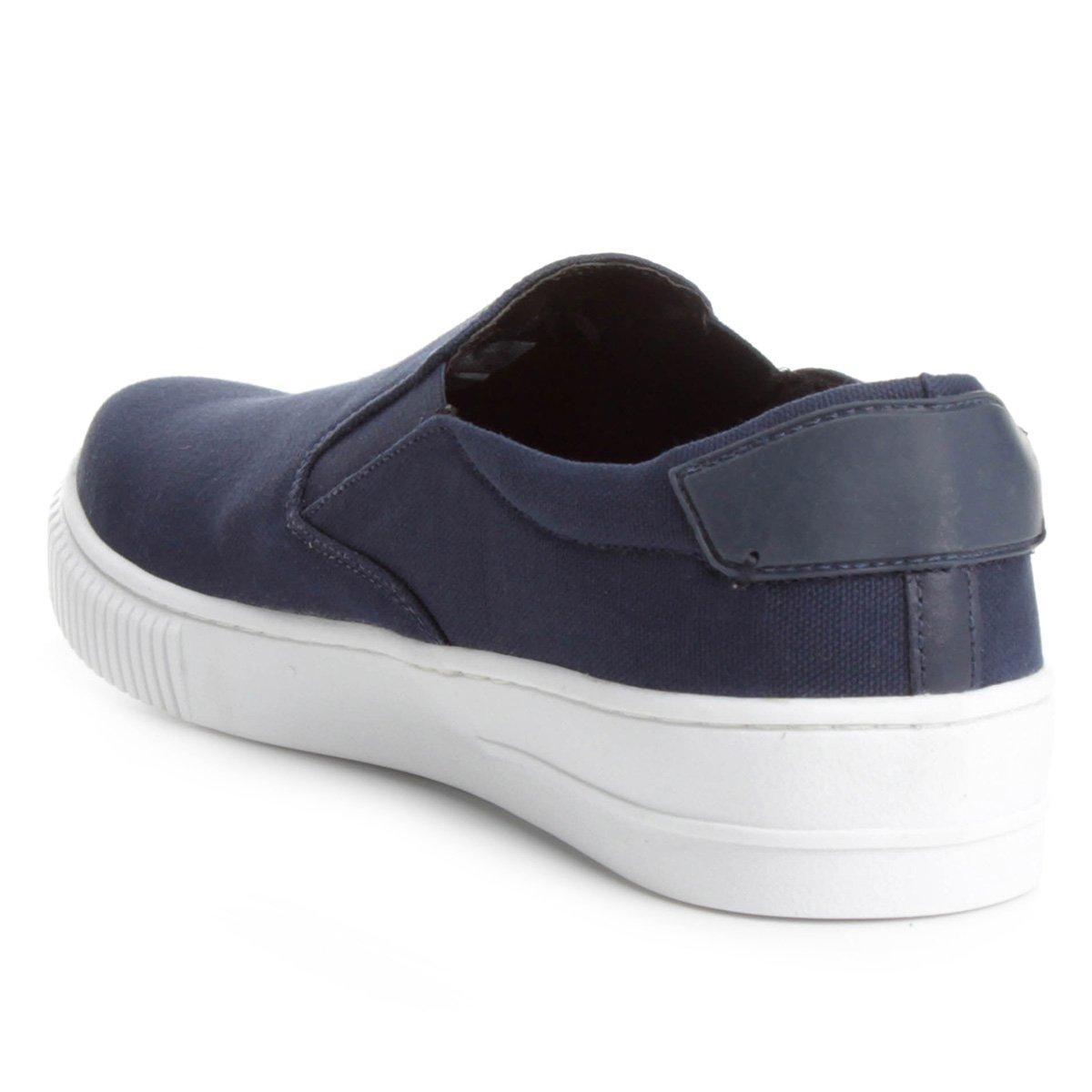bd25015f7aa8b Slip On Calvin Klein Iate Masculino - Compre Agora   Netshoes