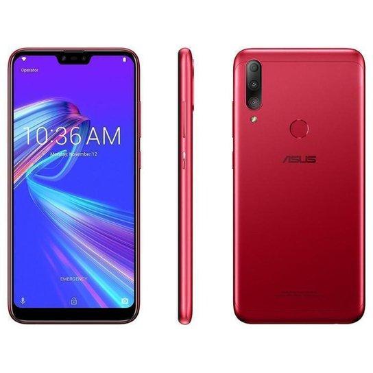 Smartphone Asus ZenFone Shot Plus 64GB   4G - Vermelho