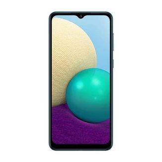 "Smartphone Galaxy A02, 32GB + 2G Tela Infinita de 6.5"""