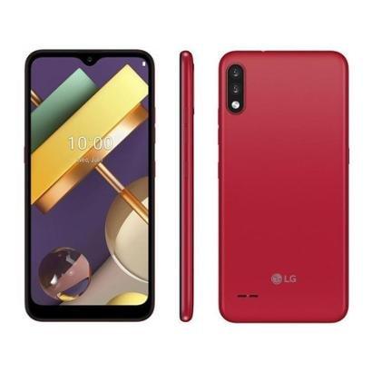 Smartphone LG K22+ 64GB Red 4G Quad-Core 3GB RAM - Unissex
