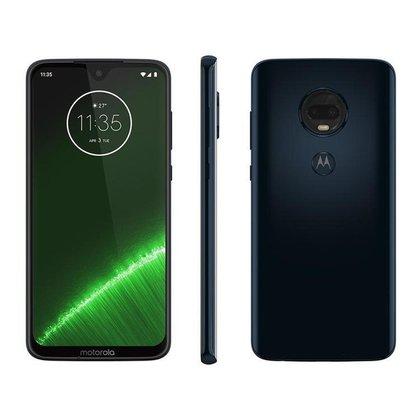 Smartphone Motorola G7 Plus 64GB Indigo 4G