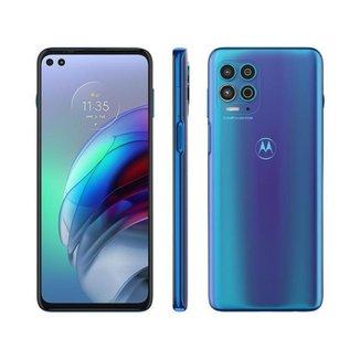 Smartphone Motorola Moto G100 256GB Luminous Sky