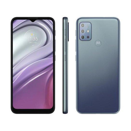 Smartphone Motorola Moto G20 64GB Pink 4G - Azul
