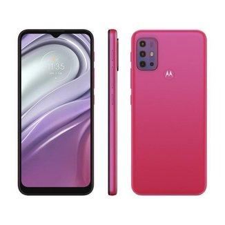 Smartphone Motorola Moto G20 64GB Pink 4G