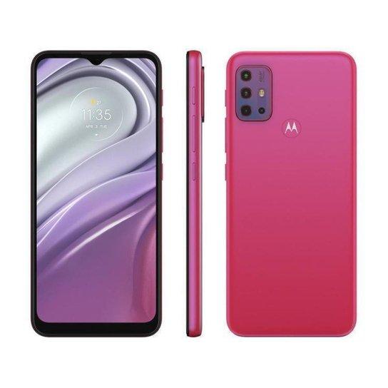 Smartphone Motorola Moto G20 64GB Pink 4G - Pink