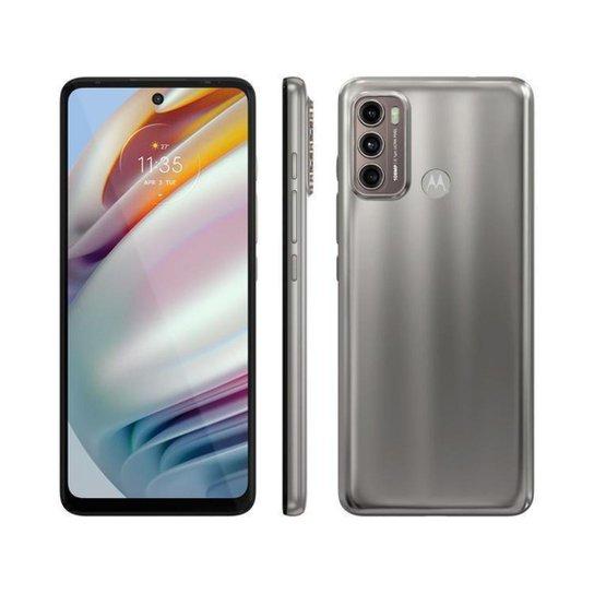 Smartphone Motorola Moto G60 128GB 4G - Champagne