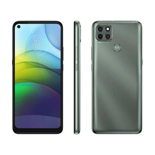 Smartphone Motorola Moto G9 Power 128GB - Verde
