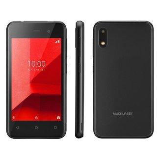 Smartphone Multilaser E Lite P9126 32GB Preto 3G