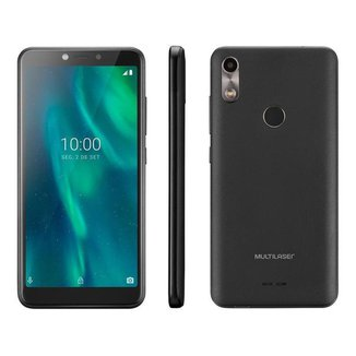 Smartphone Multilaser F P9130 32GB Preto 3G