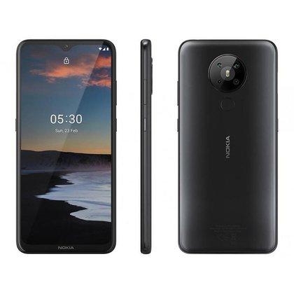 Smartphone Nokia 5.3 128GB Verde 4G Octa-Core