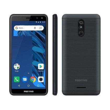 Smartphone Positivo Twist 3 Pro S533 64GB Grafite
