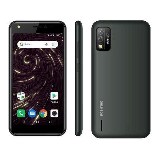 Smartphone Positivo Twist S509 32GB   4G - Cinza