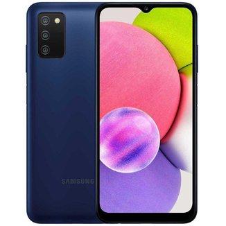 Smartphone Samsung Galaxy A03s 64Gb 4Gb RAM Azul