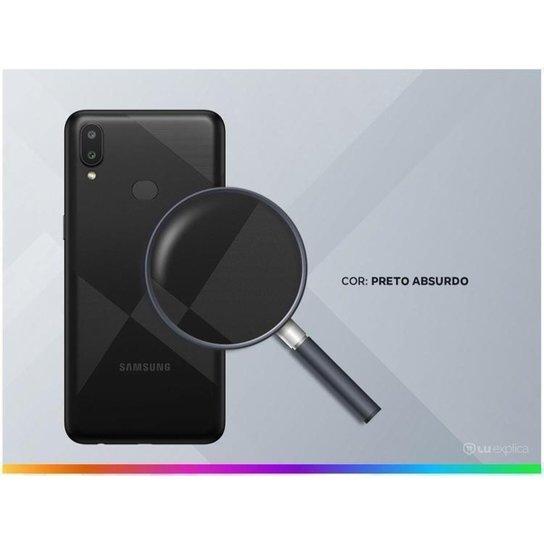 Smartphone Samsung Galaxy A10s 32GB Absurdo - Preto