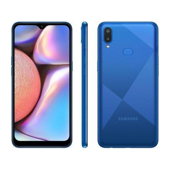 Smartphone Samsung Galaxy A10s 32GB Absurdo - Azul
