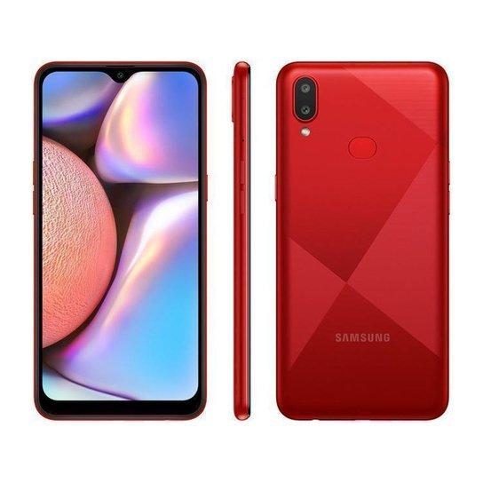 Smartphone Samsung Galaxy A10s 32GB Absurdo - Vermelho