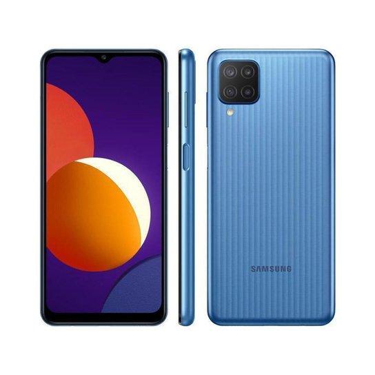 Smartphone Samsung Galaxy M12 64GB   4G - Azul