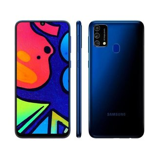 Smartphone Samsung Galaxy M21s 64GB Azul 4G
