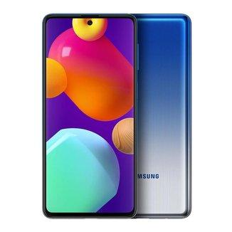 "Smartphone Samsung Galaxy M62, 128GB, 8GB RAM, Tela Infinita de 6.7"", Bateria de 7000mAh"