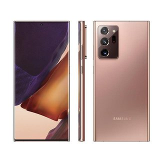 "Smartphone Samsung Galaxy Note 20 Ultra 256GB - 12GB RAM 6,9"" Câm. Tripla + Selfie"