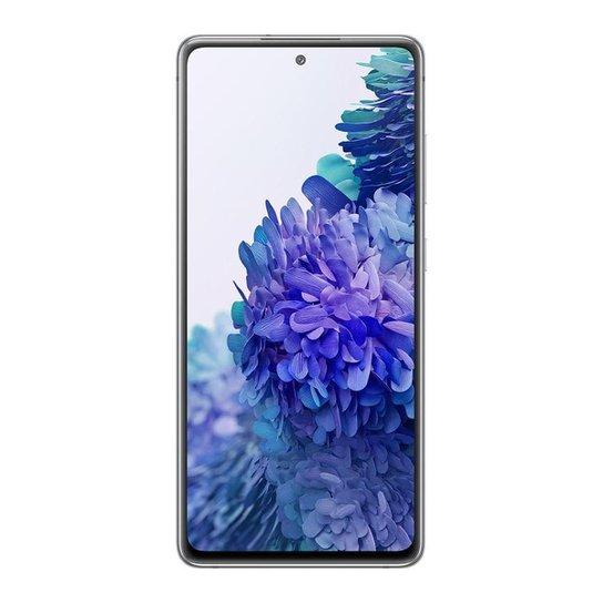 Smartphone Samsung Galaxy S20 FE - 256GB, 8GB RAM, Tela Infinita de 6.5 - Branco