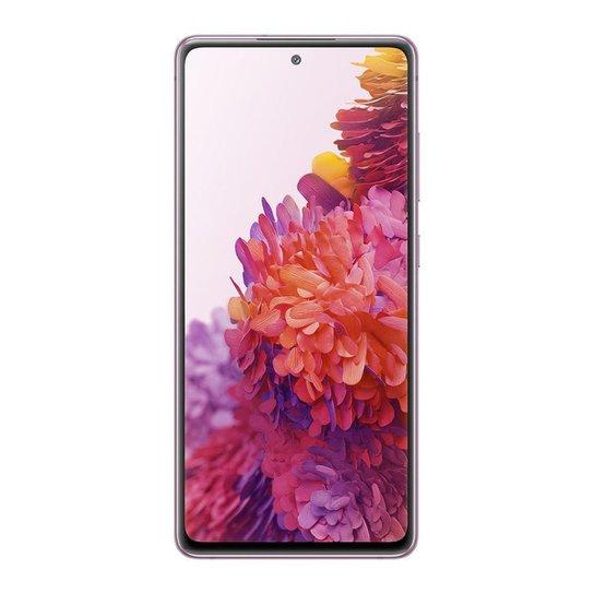 Smartphone Samsung Galaxy S20 FE - 256GB, 8GB RAM, Tela Infinita de 6.5 - Lilás