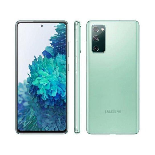 Smartphone Samsung Galaxy S20 FE 256GB Cloud Mint - Verde