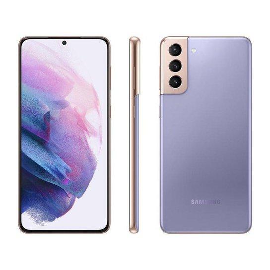 Smartphone Samsung Galaxy S21+ 128GB  5G - Violeta
