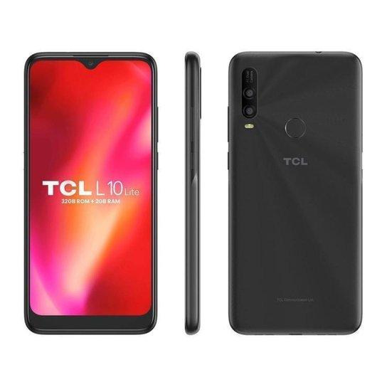 Smartphone TCL L10 Lite 32GB   4G Octa-Core - Cinza