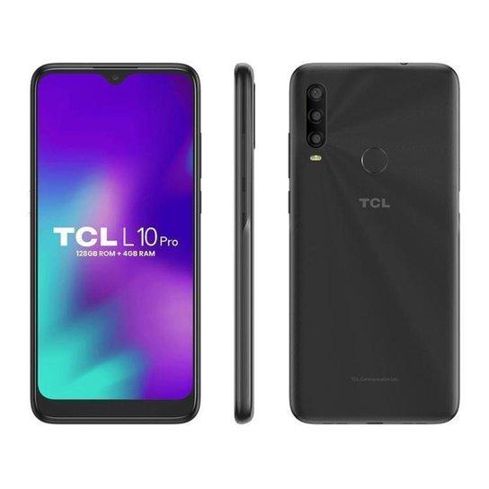 Smartphone TCL L10 Pro 128GB   4G Octa-Core - Cinza