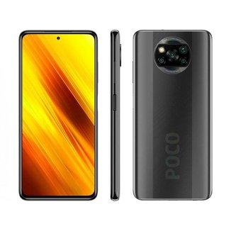 Smartphone Xiaomi Poco X3 NFC 64GB Azul Octa-Core