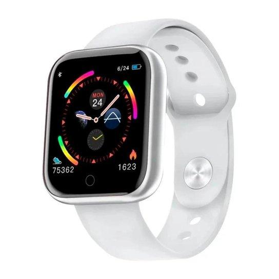 Smartwatch D15 - Branco