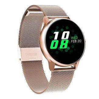 "SmartWatch DT88 Relógio Inteligente 1.22"" Tela Colorida Monitor Frequência Cardíaca Sports -"