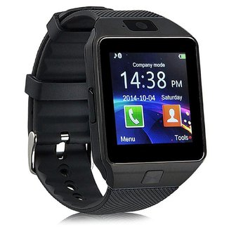Smartwatch Dz09 Relógio Inteligente Bluetooth Gear Chip Android Ios Touch Sms Pedômetro Câmera