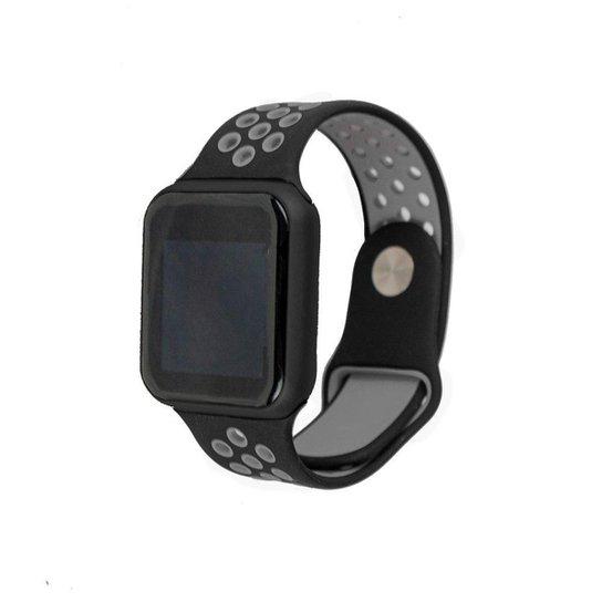 Smartwatch FitGear Skill Pro - Cinza