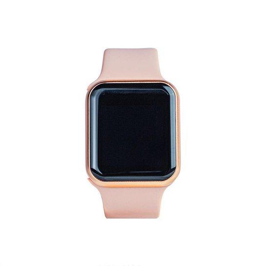 Smartwatch FitGear Skill Pro - Rosa
