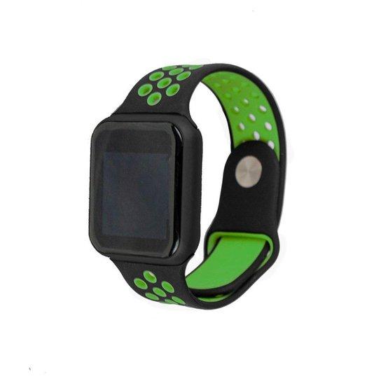 Smartwatch FitGear Skill Pro - Verde+Preto