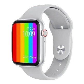 Smartwatch IWO 12 Lite W26 Troca Pulseira Faz Ligação