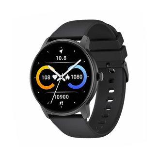 Smartwatch KW77 Monitor de Esportes Preto
