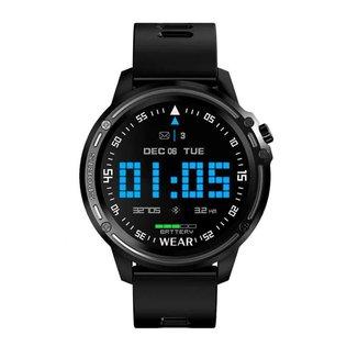 Smartwatch Monitor Cardíaco Pedômetro Resistente à Água IP68