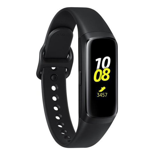 Smartwatch Samsung Galaxy Fit SM-R370NZKAZTO - Preto