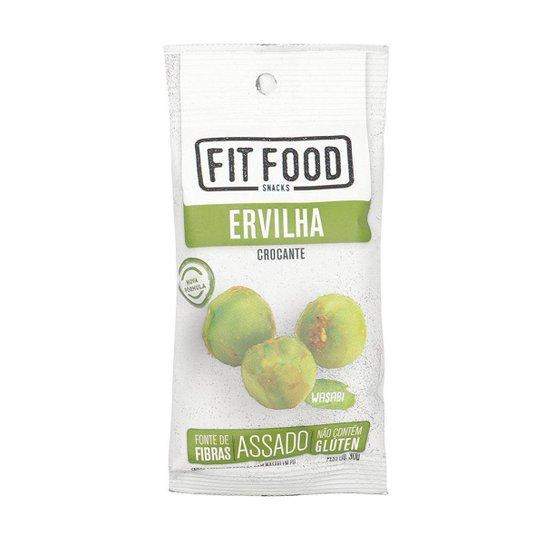 Snack Assado Ervilha Crocante Fit Food Snacks 30g -