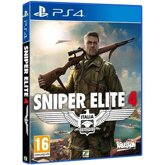 Sniper Elite 4 - Ps4 - Incolor
