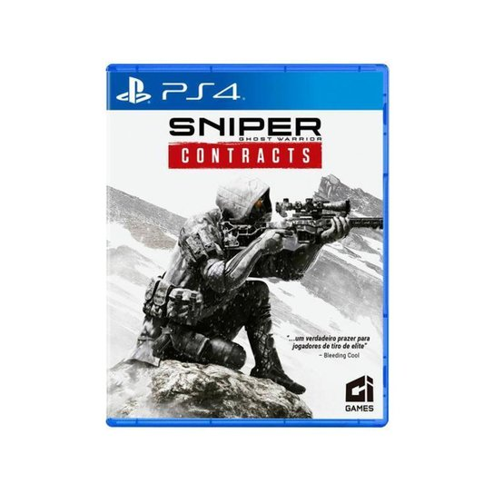 Sniper Ghost Warrior Contracts para PS4 - Incolor