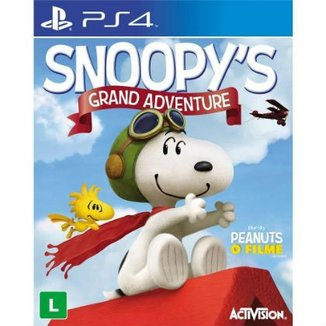 Snoopy´S PS4