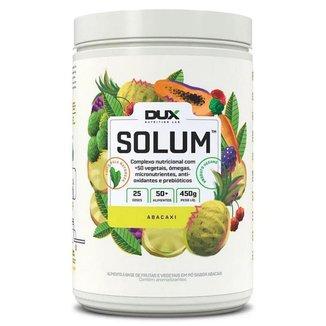 Solum 450g Abacaxi Dux Nutrition