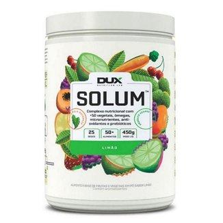 Solum 450g limão dux nutrition
