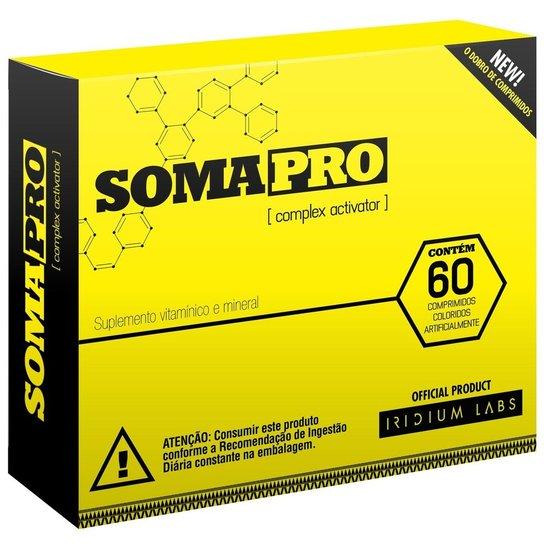 Soma Pro - 60 Comprimidos -Iridium Labs -