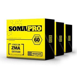 Soma Pro Pré Hormonal - 60 Comps - Kit 3 caixas