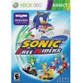 SONIC FREE RIDERS KINECT XBOX 360